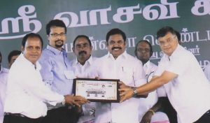 Our Alumni TN-CM @ Golden Jubilee Function